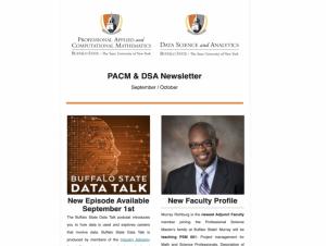 September/October newsletter clip